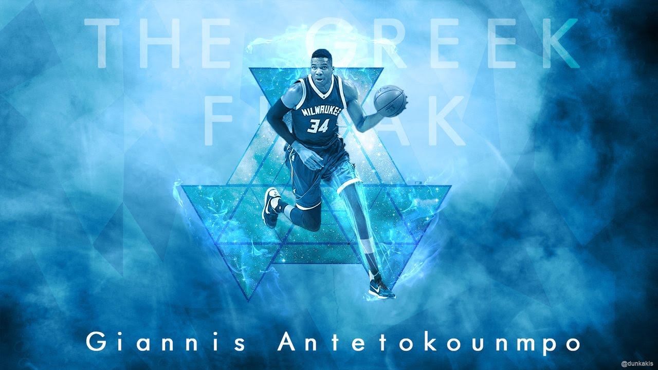 Animated Nba Wallpapers Giannis Antetokounmpo Going Down For Real Mix ᴴᴰ