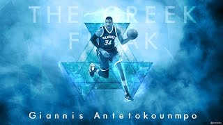 Video Giannis Antetokounmpo - ''Going Down For Real'' MIX ᴴᴰ download MP3, 3GP, MP4, WEBM, AVI, FLV April 2018