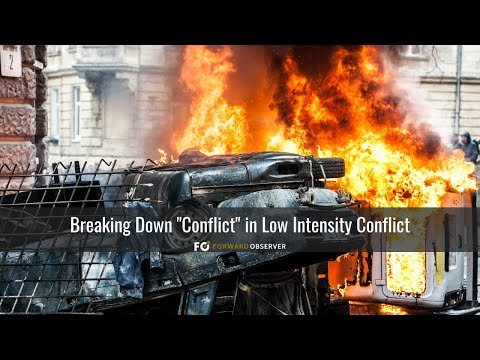 "CW2: Breaking Down the ""Conflict"" in Low Intensity Conflict"