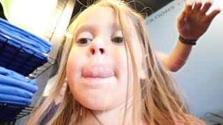 WHEN A SIX YEAR OLD STEALS MY CAMERA!