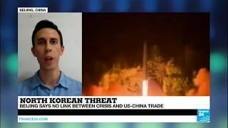North Korea missile Threat: