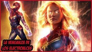 Todo Explicado el Análisis de Capitana Marvel – Reseña CON SPOILERS –