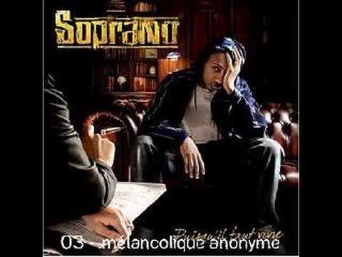 Soprano - Mélancolique anonyme