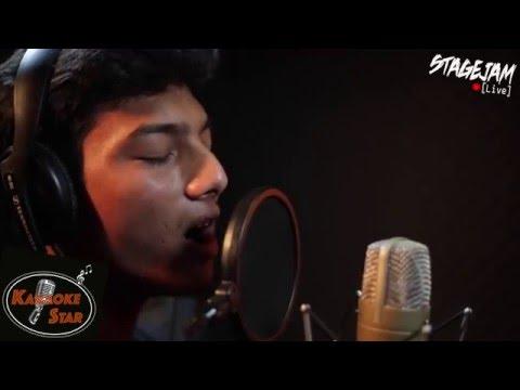 Karaoke Star - Siddhant (Aadat Cover)