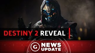 Destiny 2 Release Date Announced - GS News Update