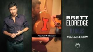 Brett Eldredge - Illinois Release Week Snap Story