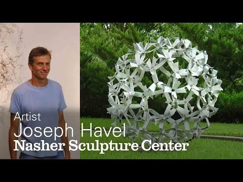 Unocvering the Activity of Still Objects: Artist Joseph Havel