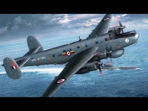 FULL VIDEO BUILD REVELL Avro Shackleton AEW.2