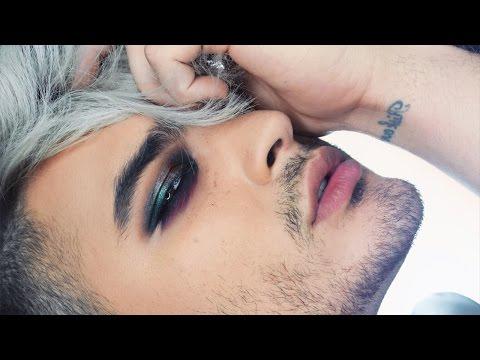 Manny MUA Palette | Smokey Eye for Hooded Eyes Makeup Tutorial