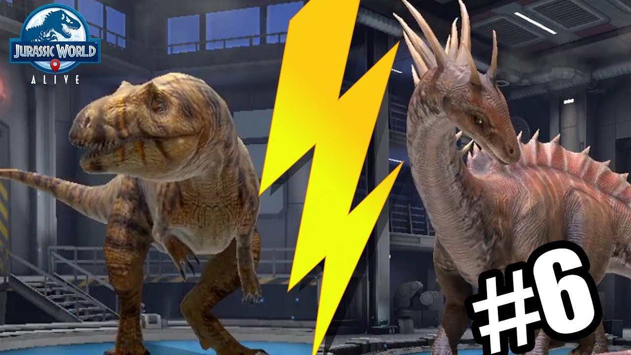 New Dinosaurs! | Epic Hybrid in The Wild! || Jurassic World Alive Ep 6