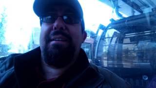 Eliot's Vlog: Stuck on a Gondola!