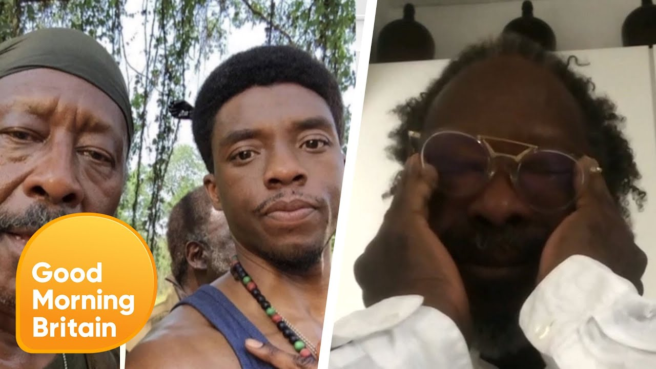 An Emotional Tribute to Chadwick Boseman From His Co-Star And Idol Clarke Peters