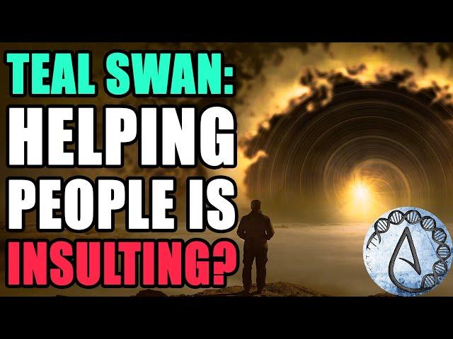 Teal Swan: PLZ JOIN MY CULT ;-; PLZ!!1!1