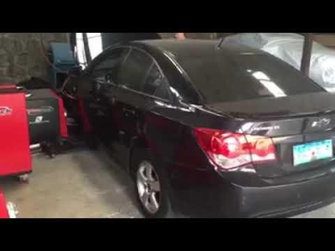 Speedlab Turbocharged Chevrolet Cruze