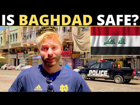 Is BAGHDAD Safe? (IRAQ)