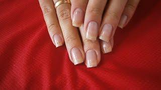 Классический обрезной маникюр (Classic manicure)