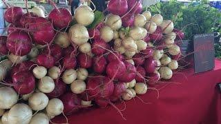 Farmers Market Beet Salad! | Andrea Buckett