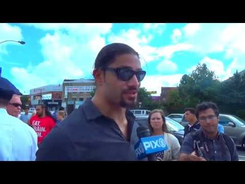 Interview with WWE Superstar Roman Reigns