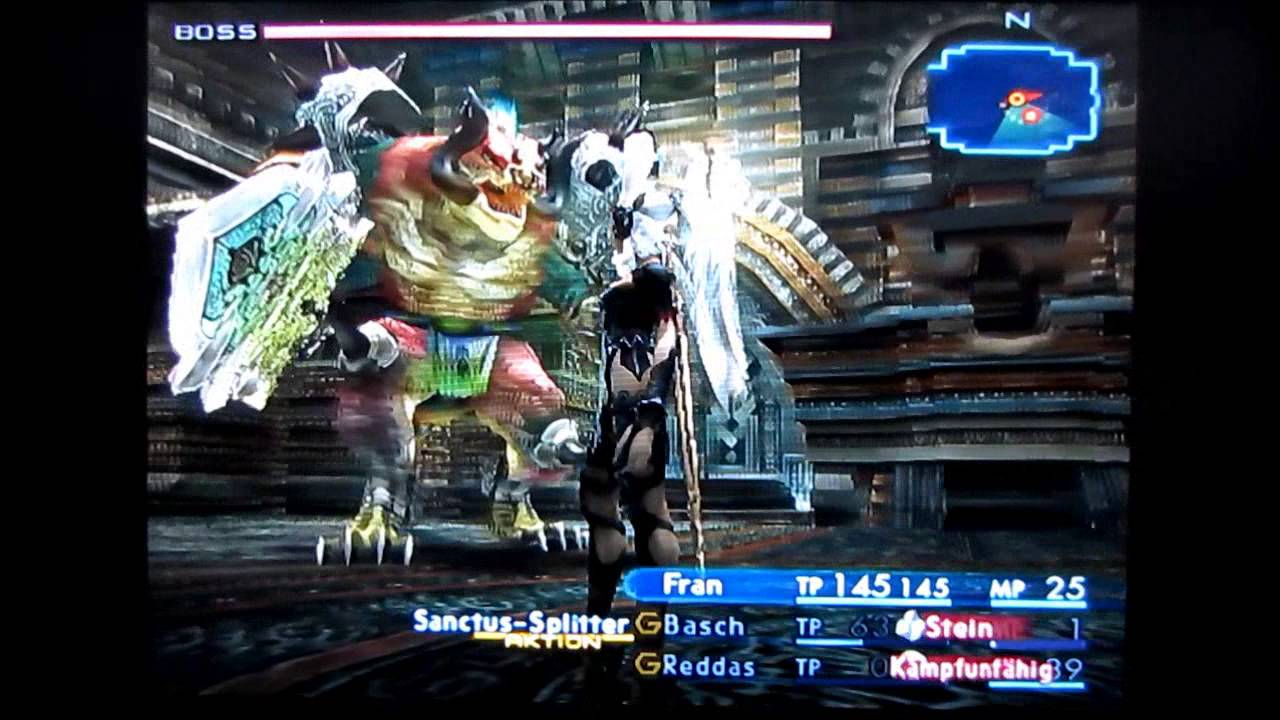 PS2 Final Fantasy XII NLBLLG - Humbaba Mistant (DCG ...