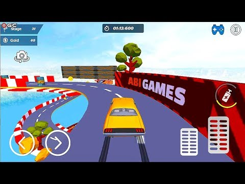 Car Stunts 3D Free Extreme City GT Racing - Impossible Car Games - Android GamePlay #2