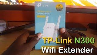 TP-Link N300 Wifi Extender Model TL-WA855RE