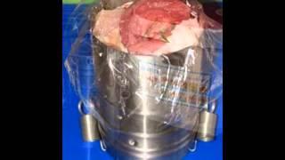 Холодные закуски мясные:Рулет из свинины (тест-драйв)
