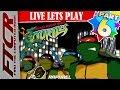 'teenage Mutant Ninja Turtles' (2003) Let's Play - Part 6: convoluted Backstory video