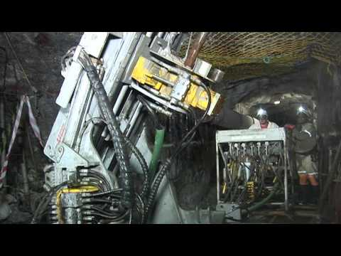 LONG HOLE DRILLING