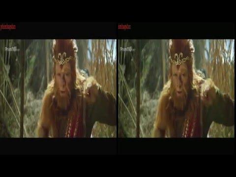 PhimMoi Net   Part 2 Tay Du Ky 2 Ba lan danh Bach Cot Tinh The Monkey King 2 2016 Vietsub 1080p