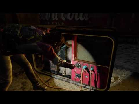 The Last of Us Left Behind Part 3:Finding Gas