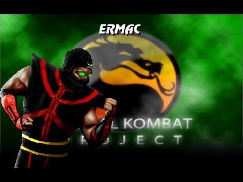 MKP 4.1 Season 2.9 (MUGEN) - Ermac (Modern) Playthrough