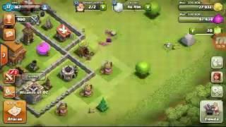 Clash of clans|ep.2|troller muñoz