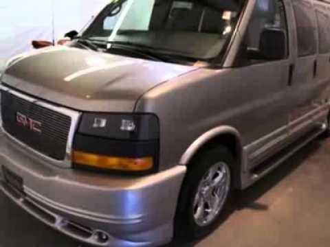 2004 GMC Savana RV Southern Comfort Conversion Van