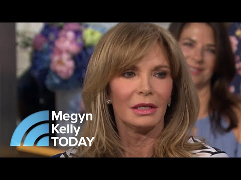 Jaclyn Smith Reveals How She Went From 'Charlie's Angels' To Fashion Empire  Megyn Kelly TODAY