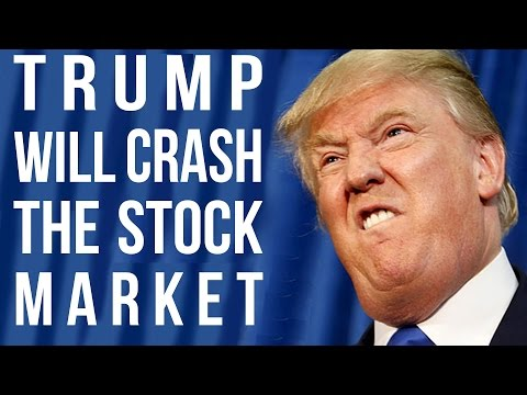 DONALD TRUMP WILL CRASH THE STOCK MARKET - #RealTalk with Max Keiser & Brian Rose