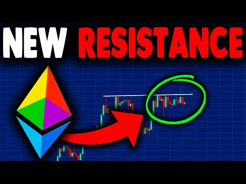 HUGE ETHEREUM RESISTANCE (important)!!! Ethereum Price Prediction & Ethereum News Today! (explained)