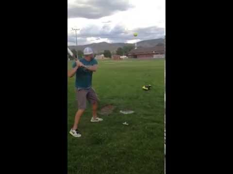 Softball Slow Pitch Machine