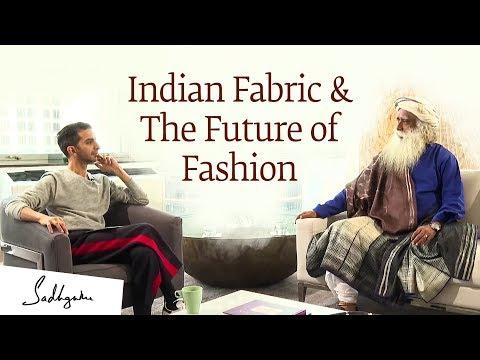 Why Fashion for Peace: Imran Amed Interviews Sadhguru