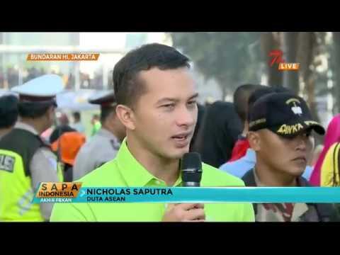 Nicholas Saputra: ASEAN Sudah 50 Tahun, Kita Sampai Lupa