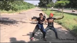 live bhangra boy girl