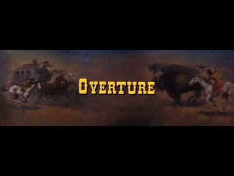 Alfred Newman How The West Was Won Overture