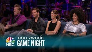 Chris Jericho Gets Emojinal - Hollywood Game Night (Episode Highlight)