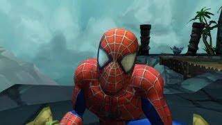Spider-Man: Friend or Foe - Walkthrough Part 5 - Tangaroa Island: Beachside