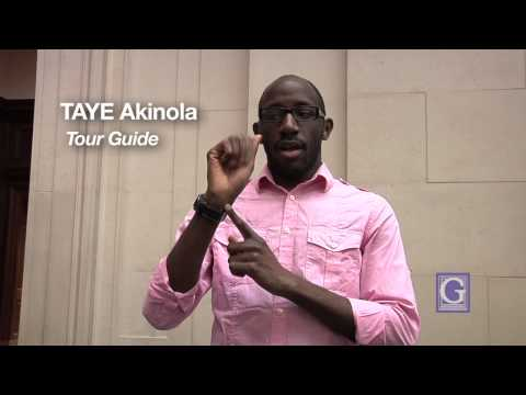 Gallaudet Tour Guides at the National Gallery Of Art - 2010