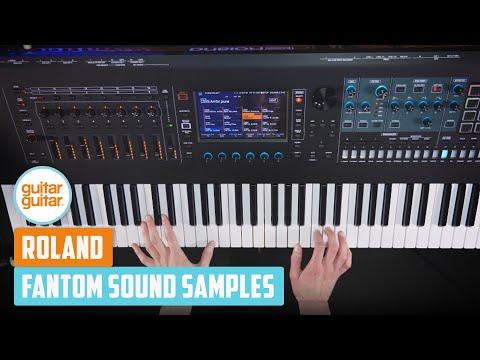 ROLAND Fantom | Sound Samples