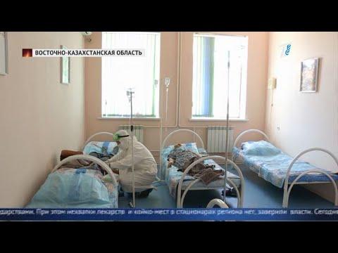 Рост заболевших COVID-19 в Казахстане: блокпосты и ограничения возвращают в ВКО