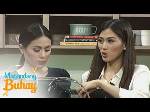 Magandang Buhay: Toni and Alex talk about their business