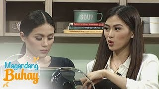 Cover images Magandang Buhay: Toni and Alex talk about their business