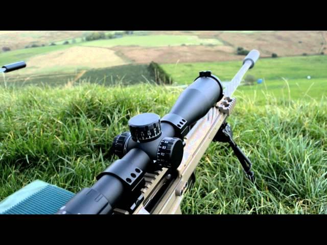 Mauser M 12 Impact Movie