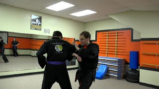 Kenpo Karate: Repeating Mace and Circular Motion